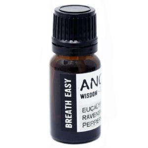 Breathe Easy Pure Essential Oil Blend 10ml